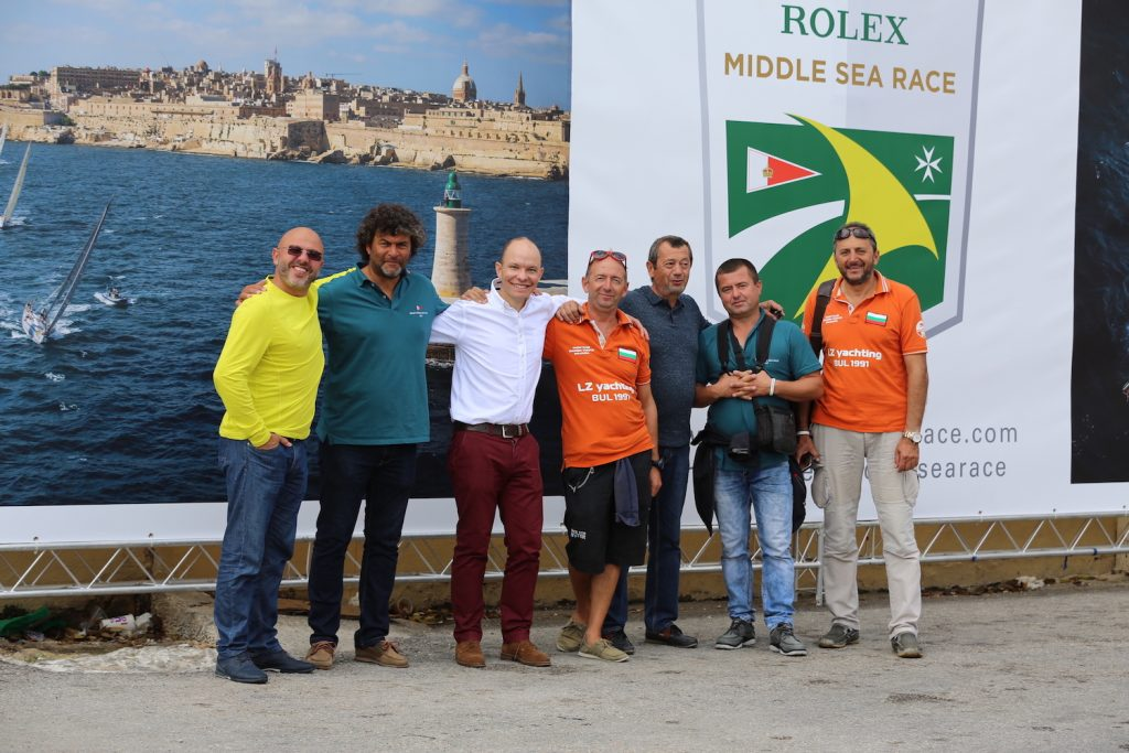 Регата Rolex Middle Sea Race